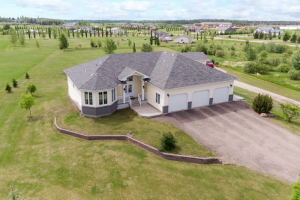 aerial photography in cold lake